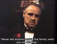 Marlon Brando as Don Vito Corleone in The Godfather (1972).