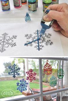 6 Winter Craft Ideas For Your Senior Living Facility - S&S Blog