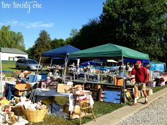 two twenty one: Highway 40 Yard Sale  4 day garage sale runs 824 miles from Maryland to Missouri all along Highway 40.  What fun   Love to do a part of this someday