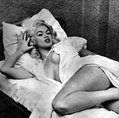 Something marilyn mansfield nude the purpose