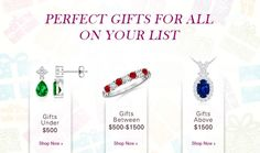 Perfect Gifts for All on Your List
