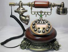 telefone antigos - Pesquisa Google