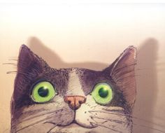 Unknown illustrator, Watching You!