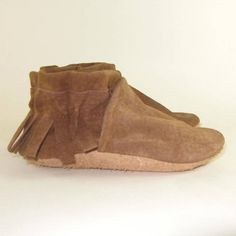Soft Sole Eco Friendly Leather Baby Shoes Moccasins 6-12 Month by KaBoogie, $30.00