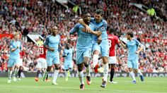 Guardiola wins battle of managers as City take spoils Manchester United 1 Manchester City 2