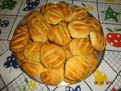 Imagem da receita Broinha de fubá de padaria
