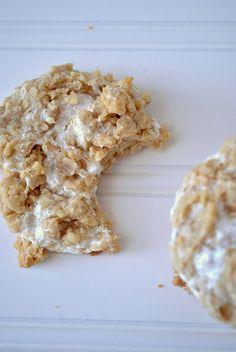 Fluffer Nutter Oatmeal Cookies - Something Swanky