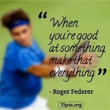 There are several things that you need to be well aware of as you consider how you are playing tennis. The body is susceptible to so many different potential injuries in the process of playing tennis that it is very important to be ca Roger Federer Quotes, Practice Quotes, How To Play Tennis, Tennis Funny, Tennis Serve, Tennis Legends, Tennis Party, Tennis Workout, Tennis Quotes