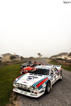 Hilgram Photo - Rally Lancias