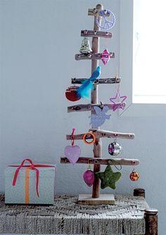 Selfmade christmastree