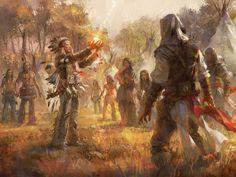 Assassin's Creed_Utopia_Illustration by luulala.deviantart.com on @DeviantArt