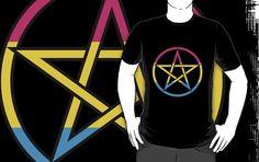 Hd icons star lesbian rainbow pagan