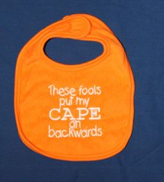 These fools put my CAPE on backwards by KenaKreations, $7.00