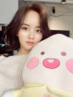 """""""what do you think of in short hair? Kim Sohyun, Child Actresses, Short Hair Styles, Personal Care, Beauty, Ulzzang, Haircuts, Twitter, Photography"""