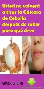 Usted no volverá a tirar la Cáscara de Cebolla después de saber para qué sirve - Salud por Día