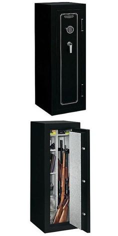 Cabinets and Safes 177877: Stack-On 14 Gun Fire Resistant Security Safe With Electronic Lock Fs-14-Mb-E Ma -> BUY IT NOW ONLY: $434.14 on eBay!