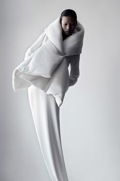 Chinese designer, Qiu-Hao, AW-2011-Serpens-collection-2