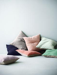 Luxury Velvet cushions, AURA Home, Autumn/Winter 2016