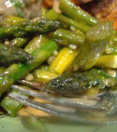 PinnedIt, Did It! Easy Asparagus Side Dish