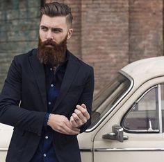 Men, beards, bearded men