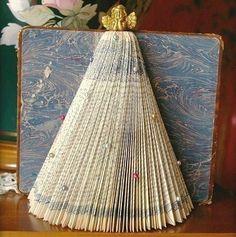 Quoi faire avec de vieux livres, idées recyclage !