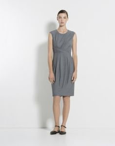 Soft Contoured Dress | Woolworths.co.za