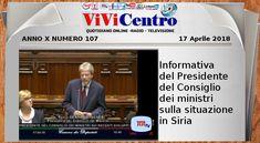 """SIRIA. Gentiloni alla Camera: """"Italia alleato Usa"""". Ispettori Opac a Duma (VIDEO)"""