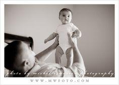 Baby Photography by Michelle Warren Photography #baby #babyphotos #babyphotographer #centralcoast #santabarbara #kids #kidsphotography