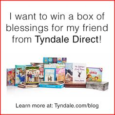 Win a box of books for yourself and a friend!