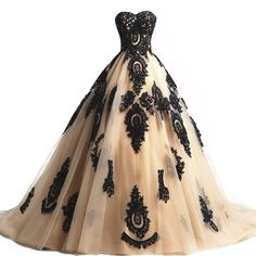 e84af40f9aa online shopping for Kivary Long Ball Gown Black Lace Gothic Corset Formal  Prom Evening Dresses from top store. See new offer for Kivary Long Ball  Gown Black ...