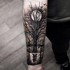 Die 238 Besten Bilder Von Lebensbaum Tattoos Arm Tattoos Tattoo