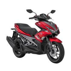 Yamaha Aerox 155 VVA Sepeda Motor [OTR Jabodetabek]