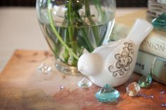 Bridal Shower Fairy Tale theme; love bird