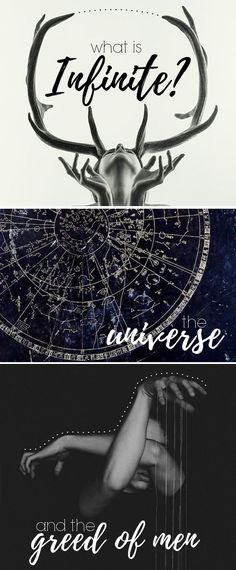 What is infinite? The universe and the greed of men. Shadow and Bone Ya Books, Good Books, Fiction, Crooked Kingdom, The Darkling, The Grisha Trilogy, Leigh Bardugo, Six Of Crows, Fantasy Books
