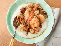South Carolina: Shrimp and Grits from CookingChannelTV.com
