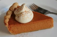 Super easy pumpkin pie - tried & true