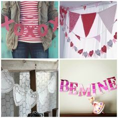 Nothing Bunt Love For These Adorable Valentine's Day Bunting Ideas   Spoonful