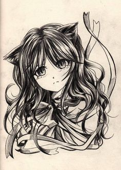Anime Drawings - 55 Beautiful Anime Drawings