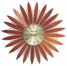 flower clock.
