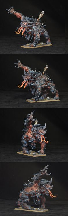 Warriors of Chaos Slaughterbrute