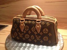 Louis Vuitton Bag Cake 2013