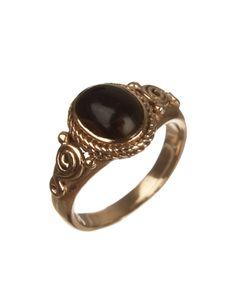 Striking Semi-precious Stone Embellished Ring | Rs. 340 | http://voylla.com