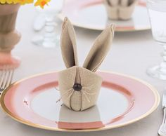 Idee per la tavola e decorazioni di Pasqua