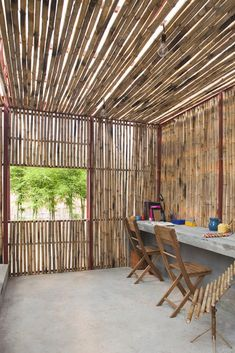 Low Cost House / Vo Trong Nghia Architects – ArchDaily