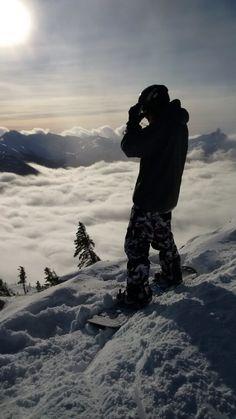Snowboarding Heaven!
