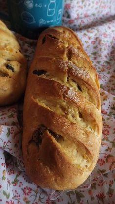 pan de harina de maiz- salen 6 panes