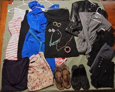 Exploring My Style: Vegas Packing List, What to  bring to Vegas, how to pack to Vegas