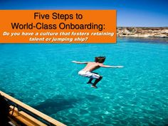 Onboarding is gaining a lot of traction in business lately – and for good reason. When implemented effectively, onboarding programs have been proven to dramati…