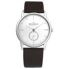 Shop for Skagen Men's Steel Steel Matte Silver Watch. Get free delivery On EVERYTHING* Overstock - Your Online Watches Store!