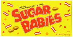 Sugar Babies Theatre Size Boxes 6 oz  Pack of 12 *** Want to know more, click on the image.Note:It is affiliate link to Amazon. #instagood